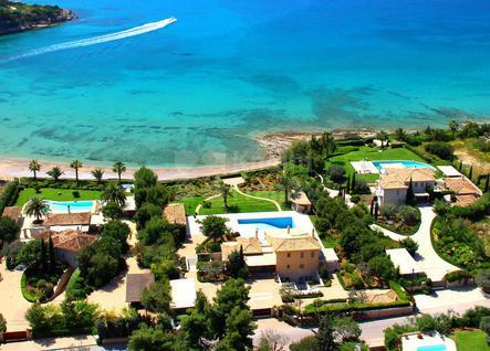 Вилла Вилла на побережье в Греции, id ir761, фото 1