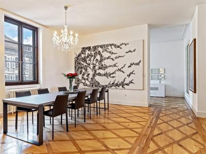 Апартаменты Роскошная квартира в Старом городе Женевы., id ir791, фото 3
