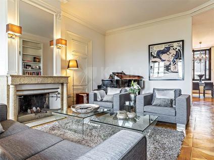 Апартаменты Роскошная квартира в Старом городе Женевы, id ir791, фото 2