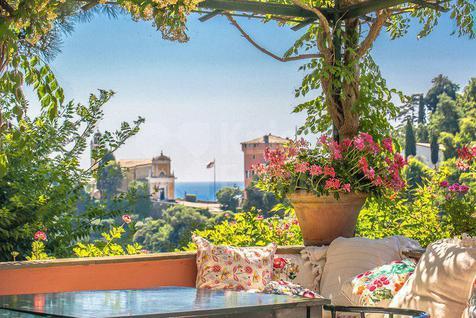 Вилла Вилла с видом на залив Портофино, id ir795, фото 1