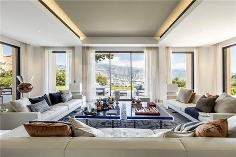 Вилла ЭКСКЛЮЗИВ: резиденция в порту Сен-Жан-Кап-Ферра., id ir800, фото 3