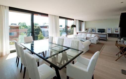 Апартаменты Современные апартаменты в Барселоне, id ir805, фото 3