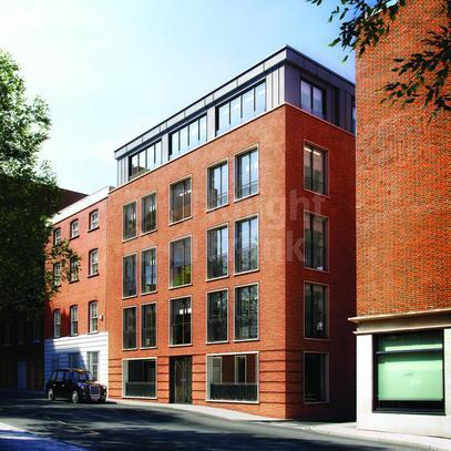 Новостройка Эксклюзивные квартиры в Мэйфэр в Лондоне, id ir82, фото 1