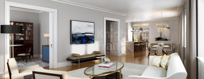Редевелопмент Жилой комплекс в Верхнем Вест-Сайде, id ir821, фото 3