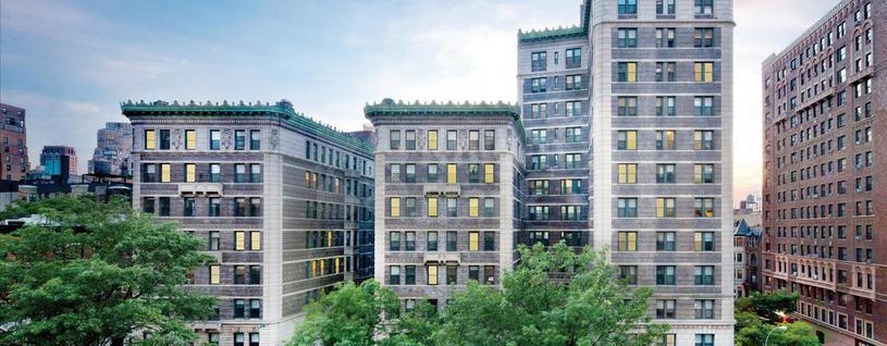 Редевелопмент Жилой комплекс в Верхнем Вест-Сайде, id ir821, фото 1