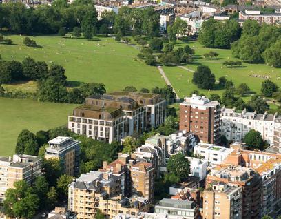 Новостройка Квартиры в центре Лондона, id ir83, фото 2