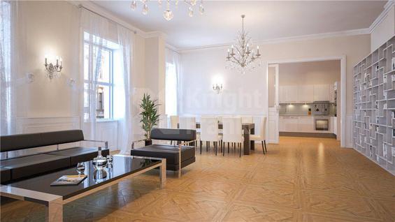Редевелопмент Квартиры в центре Вены, id ir853, фото 1