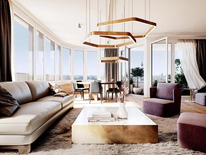 Девелоперский проект Блок квартир и коммерческих помещений для сдачи в аренду, id ir854, фото 4