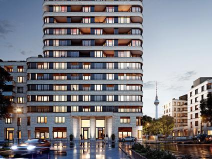 Девелоперский проект Блок квартир и коммерческих помещений для сдачи в аренду, id ir854, фото 1