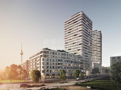 Девелоперский проект Блок квартир и коммерческих помещений для сдачи в аренду в Берлине, id ir854, фото 2