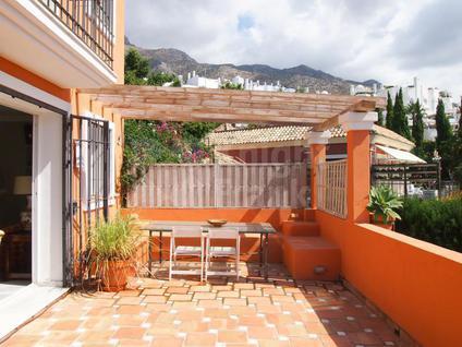 Таунхаус Таунхаус в Marbella Hill Village, id ir861, фото 1
