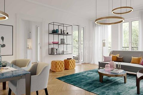 Апартаменты Квартира с 2 спальнями в Берлине, id ir877, фото 4