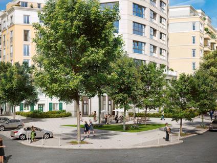 Пентхаус Пентхаус в новом проекте в центре города, id ir889, фото 3