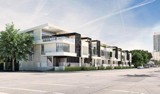 Новостройка Уникальный жилой комплекс в South Beach, id ir907, фото 1