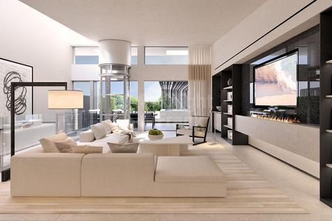 Новостройка Уникальный жилой комплекс в South Beach, id ir907, фото 3
