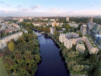 Пентхаус Пентхаус в Шарлоттенбурге в Берлине, id ir915, фото 4
