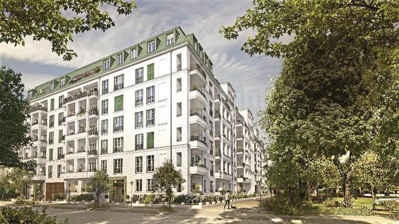 Пентхаус Пентхаус рядом с Кудамм в Берлине, id ir924, фото 2