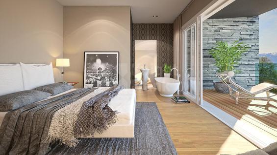 Апартаменты Апартаменты в новой резиденции на берегу Женевского озера, id ir931, фото 2