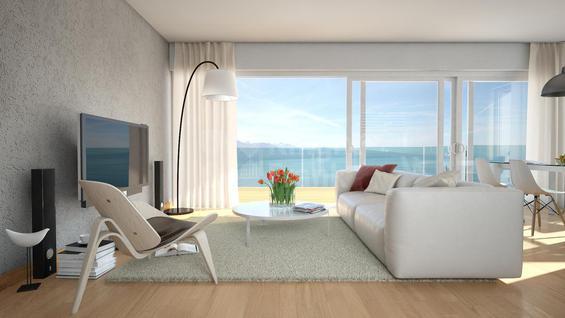 Апартаменты Апартаменты в новой резиденции на берегу Женевского озера, id ir931, фото 1
