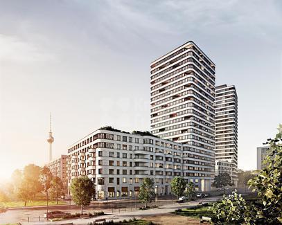 Квартира Квартира в башне в Берлине, id ir934, фото 1