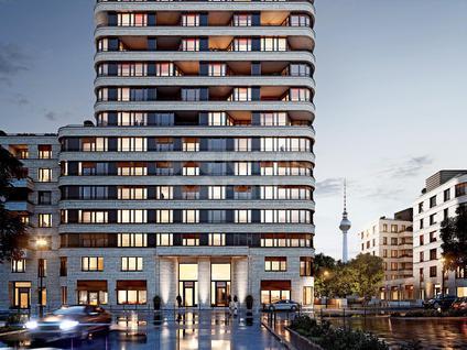 Квартира Квартира c панорамным видом в Берлине, id ir936, фото 3