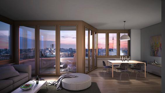 Квартира Квартира с панорамным видом, id ir937, фото 2
