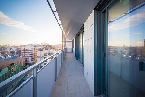 Апартаменты Апартаменты с террасой в Барселоне, id ir939, фото 1