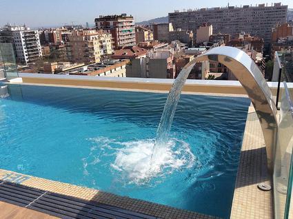 Апартаменты Апартаменты с террасой в Барселоне, id ir939, фото 3