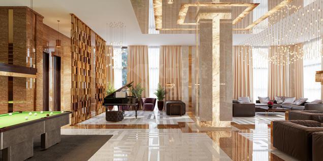Новостройка Комплекс элитных апартаментов при пятизвездочном отеле, id ir949, фото 2
