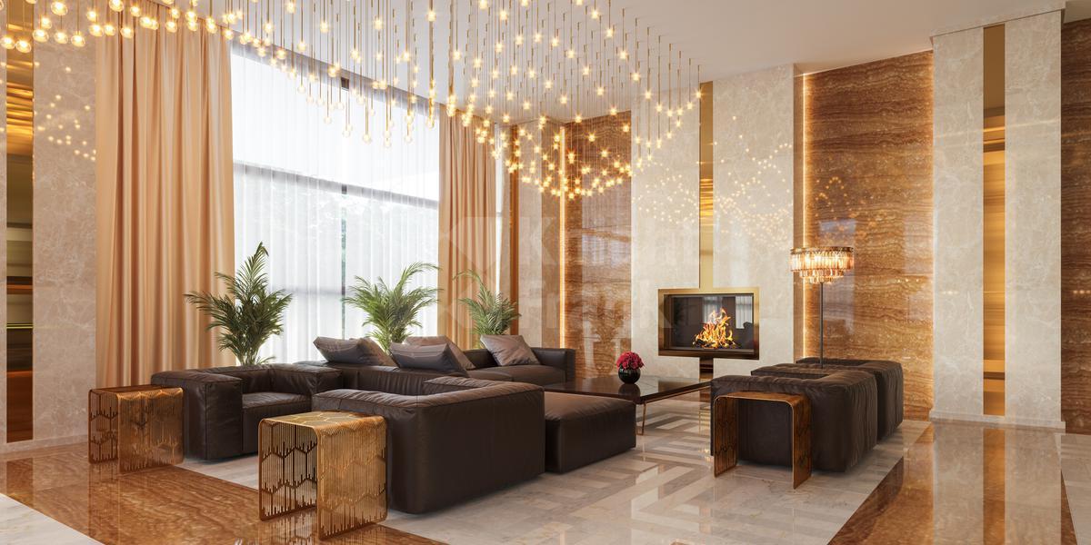 Новостройка Комплекс элитных апартаментов при пятизвездочном отеле, id ir949, фото 9