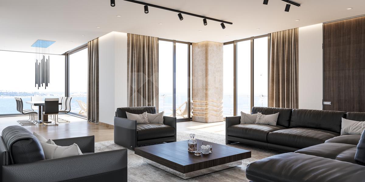 Новостройка Комплекс элитных апартаментов при пятизвездочном отеле, id ir949, фото 4