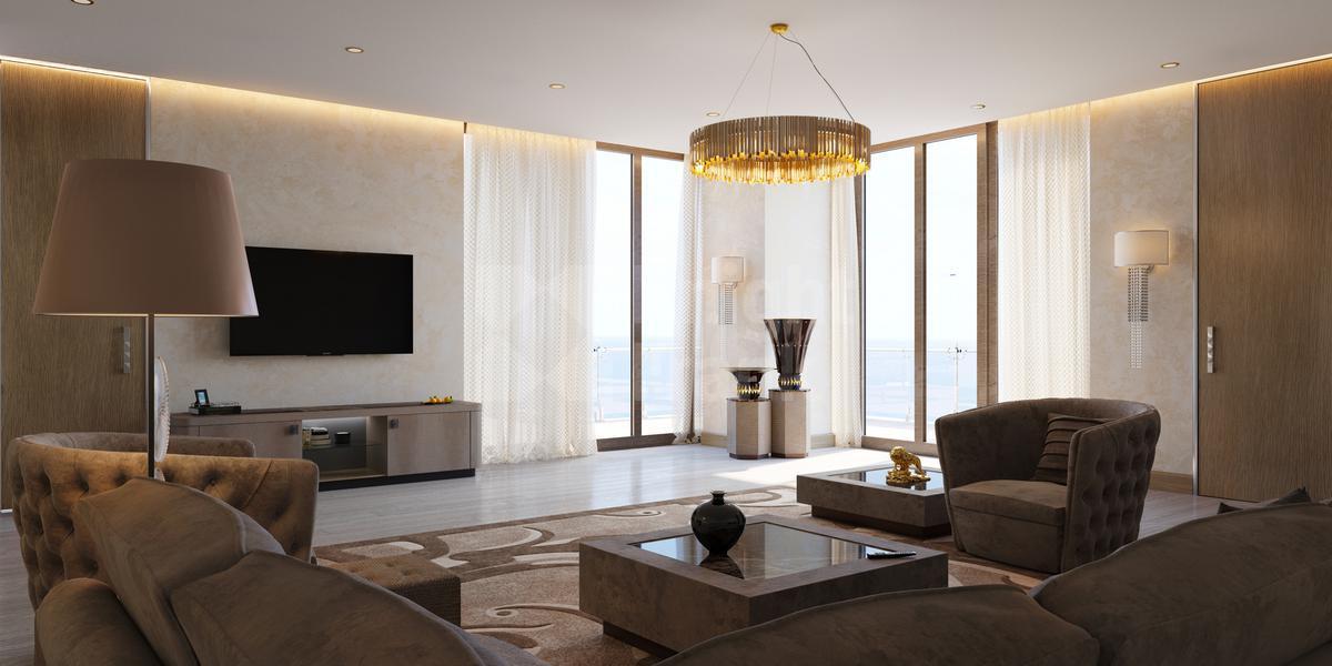 Новостройка Комплекс элитных апартаментов при пятизвездочном отеле, id ir949, фото 8