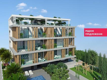 Новостройка Инвестпроект: Новое жилое здание в 150 м от моря, id ir953, фото 1