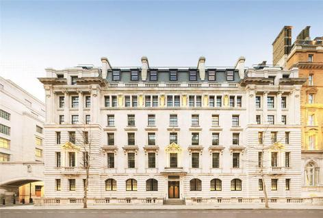 Редевелопмент Роскошная квартира в Вестминстере в Лондоне, id ir96, фото 1