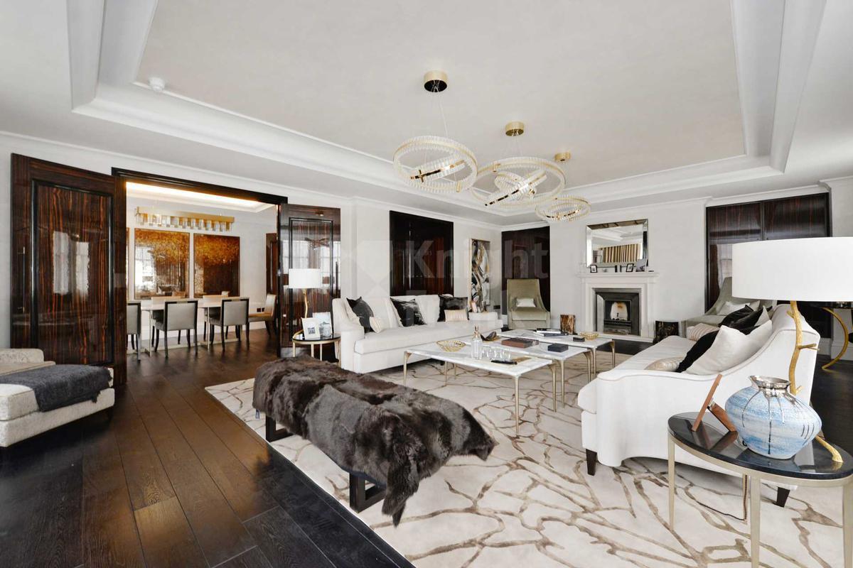 Редевелопмент Роскошная квартира в Вестминстере в Лондоне, id ir96, фото 2