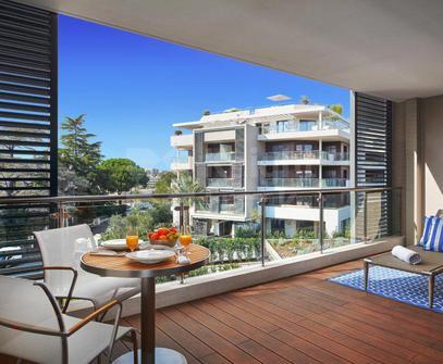 Апартаменты Апартаменты в новой резиденции на Кап Д'Антиб, id ir967, фото 3