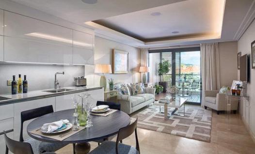 Апартаменты Апартаменты в новой резиденции на Кап Д'Антиб, id ir967, фото 1