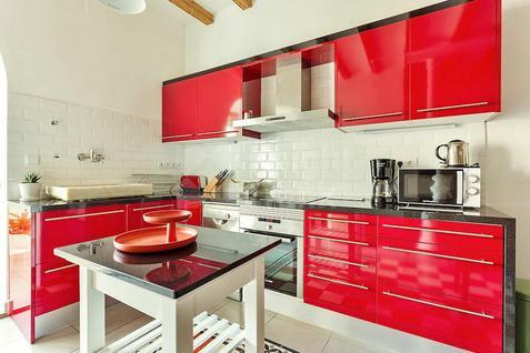 Апартаменты Апартаменты в районе Вила-де-Грасиа в Испании, id ir992, фото 3