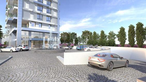 Новостройка Высотное жилое здание в центре Лимасола, id ir993, фото 2