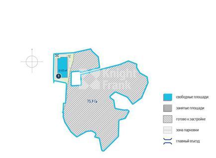 Склад Складской комплекс класса А, Варшавское шоссе, id ws9212605, фото 2