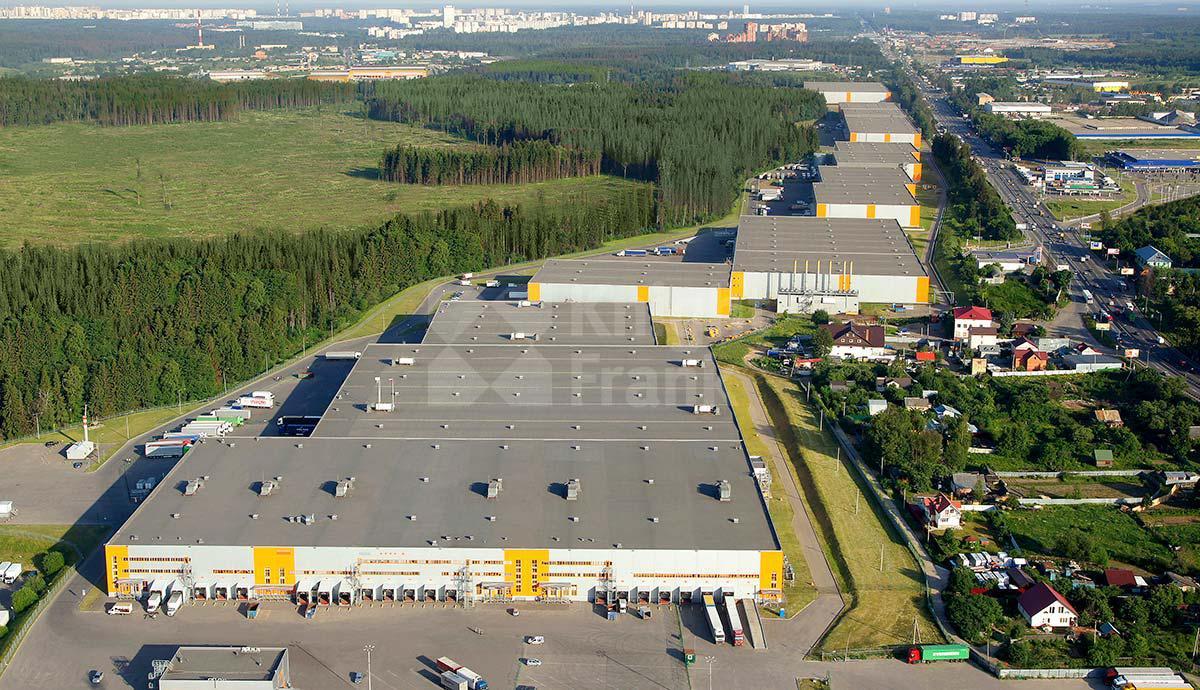 Логистический парк Ленинградский терминал, id wl911576, фото 2