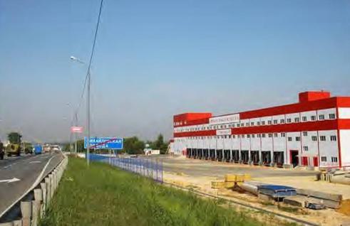 Склад Складской комплекс Михайловская слобода, id wl916837, фото 4