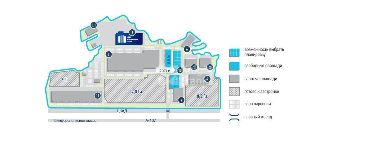 Индустриально-Логистический Парк ПНК Валищево, id wl919136, фото 4