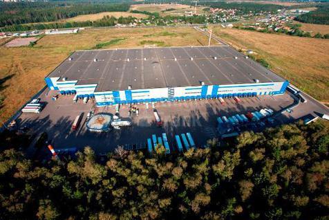 Логистический парк Логистический парк Шолохово, id wl919509, фото 1