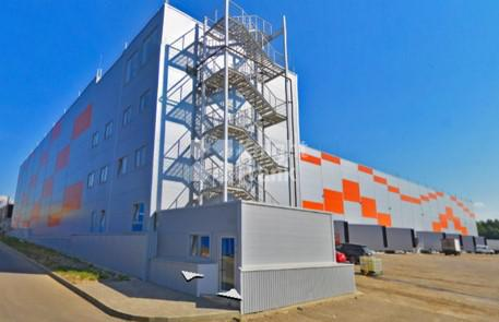 Индустриальный парк Складской комплекс в Технопарке М4, id wl919777, фото 1