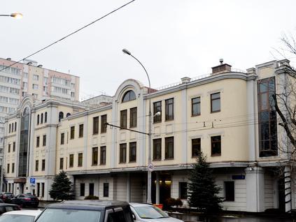 Особняк Банный переулок, 9, id id10174, фото 1