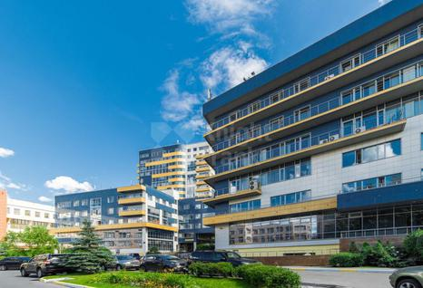 Бизнес-центр Полларс (Строение В), id os10289, фото 1