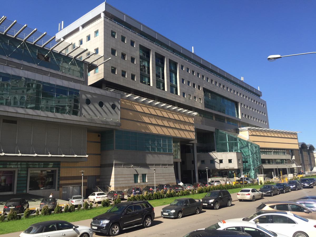 Бизнес-центр Капитолий Вернадского, id id10325, фото 1