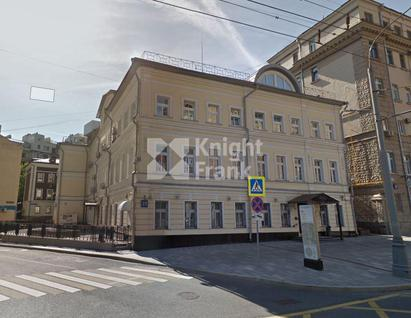 Особняк Большая Якиманка улица, 23, id id1054, фото 1