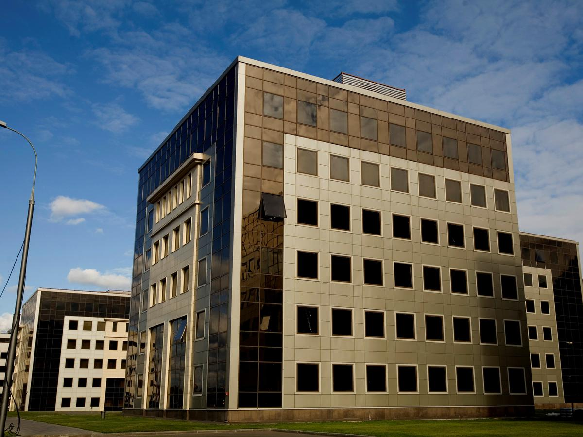 Бизнес-парк Гринвуд (Строение 17), id id11823, фото 9